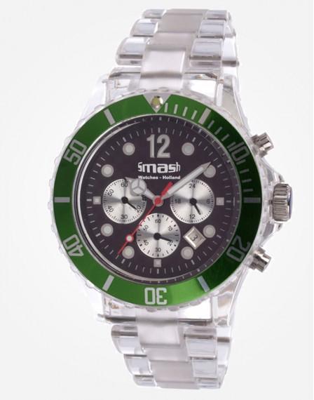 Antartic Chronograaf Green
